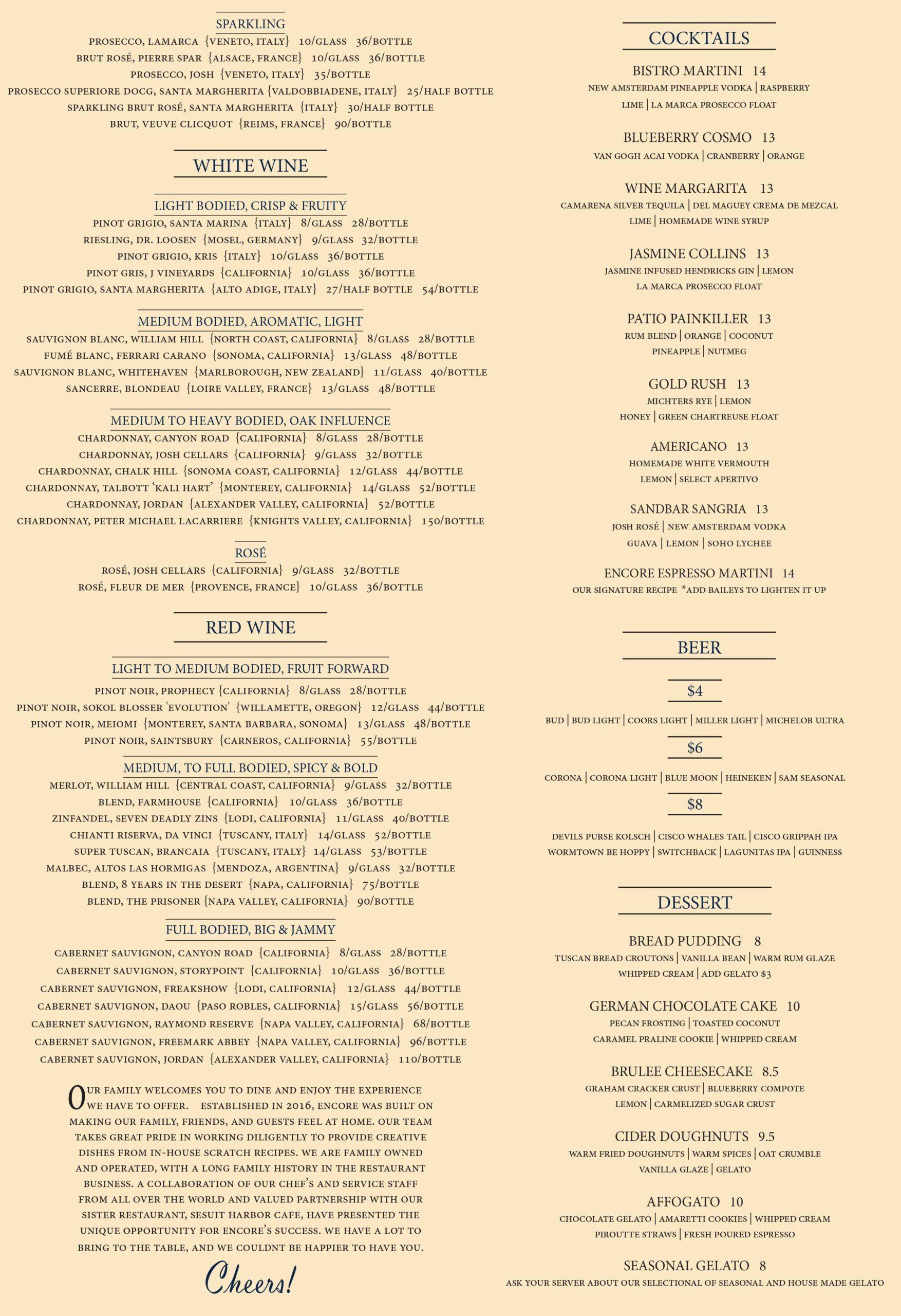 fine dining dennis cape cod mass